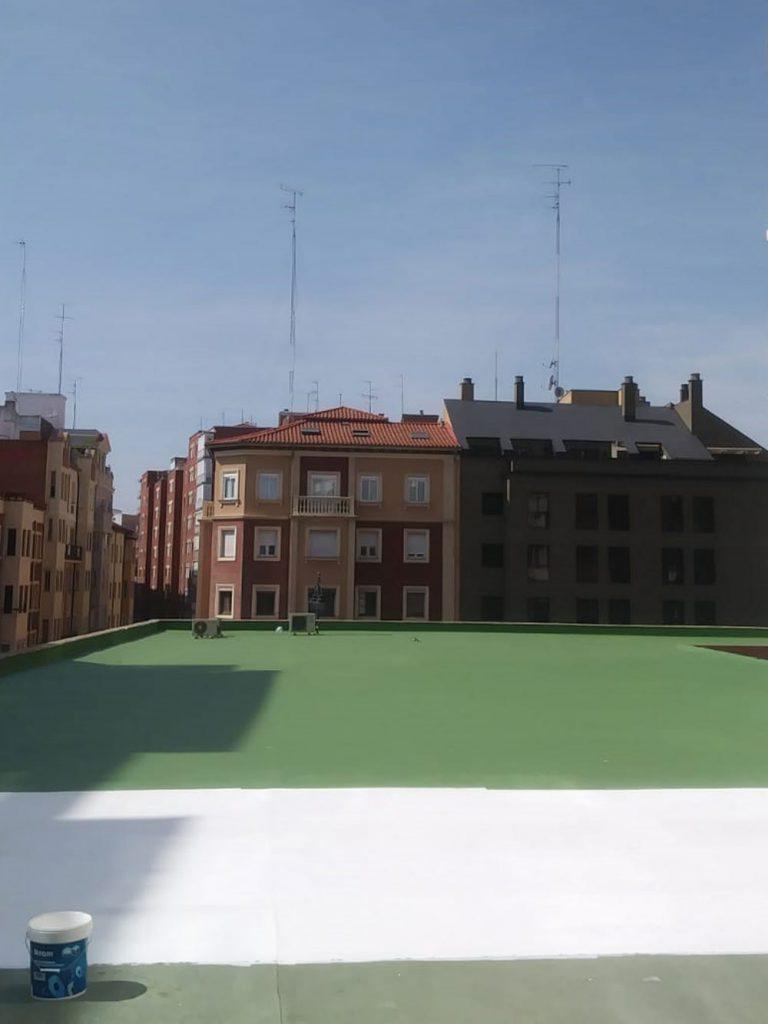 Impermeabilización de cubiertas | Albacete, Alicante, Cuenca y Murcia