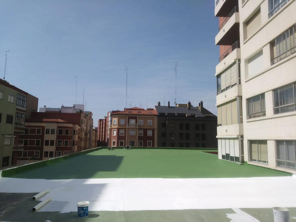 Rehabilitación de cubiertas en Albacete | Aislamientos Albacork