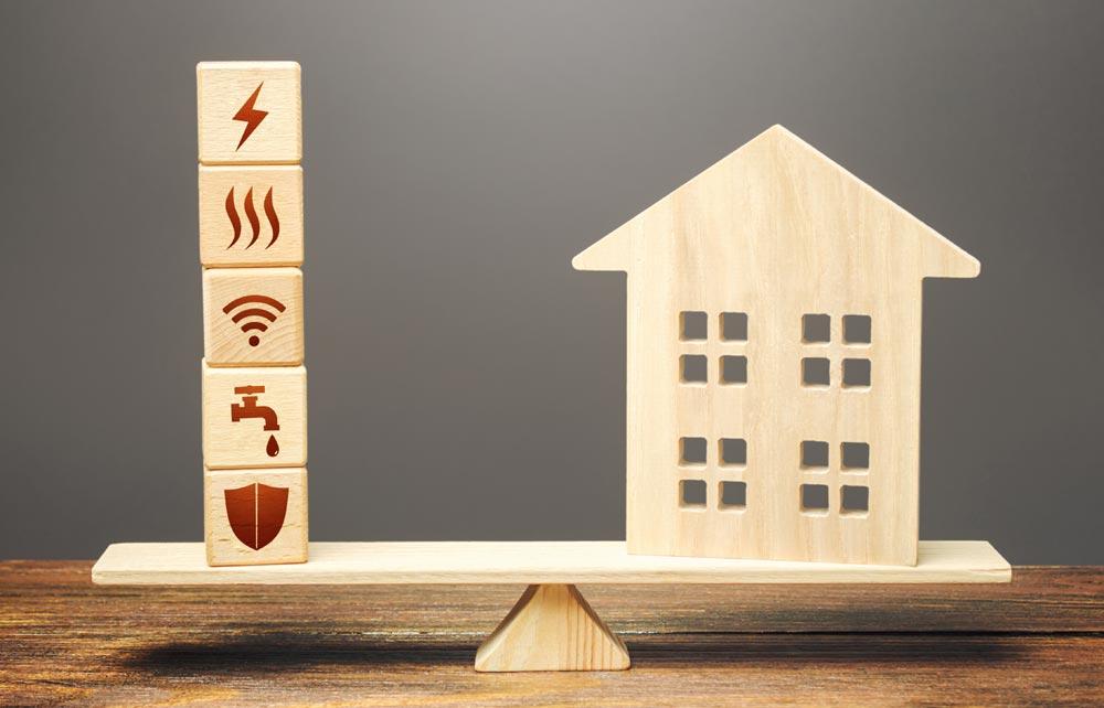 Estanqueidad en viviendas