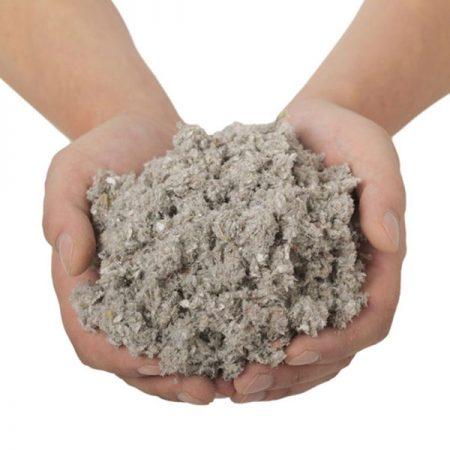 Celulosa proyectada para locales | Aislamientos Albacork